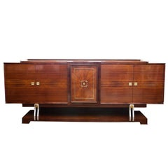 Art Deco Sideboard, Italy, 1940s