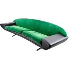 "Vintage Sofa by Johannes Andersen ""Capri"" for Trensum, Sweden, 1958"