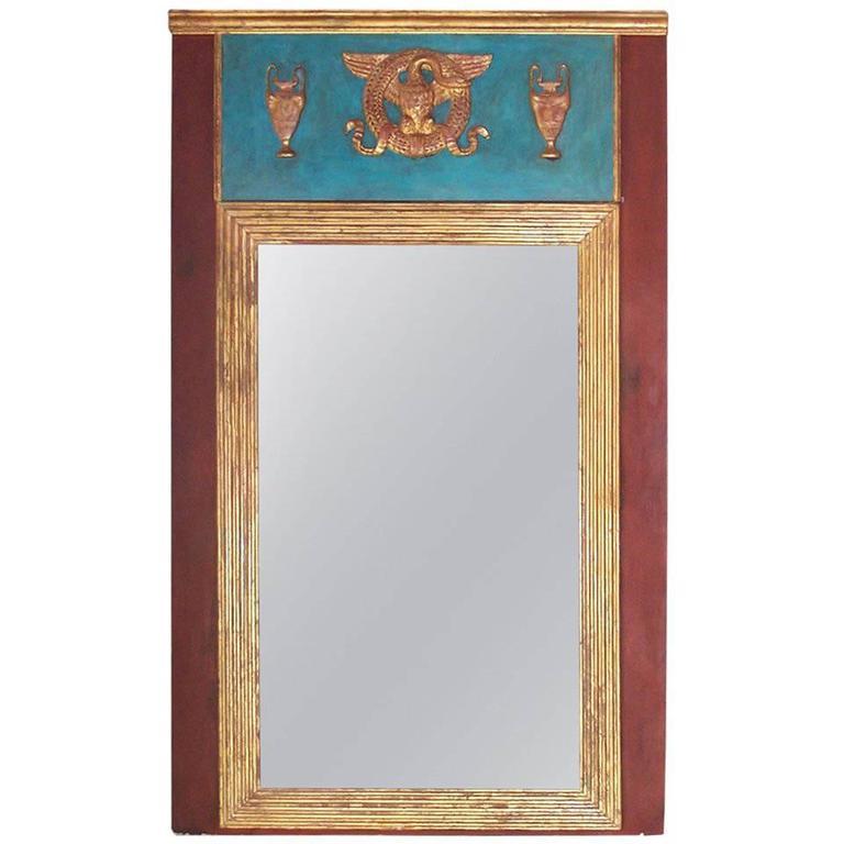 Louis XVI Styled Trumeau