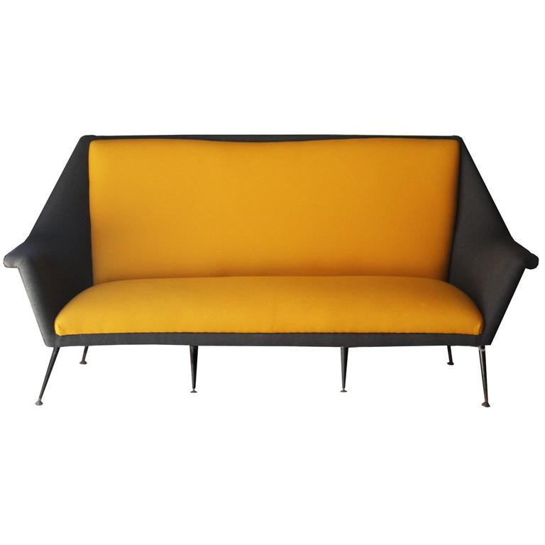 Sofa Designed by Marco Zanuso, Italy, 1950. For Sale