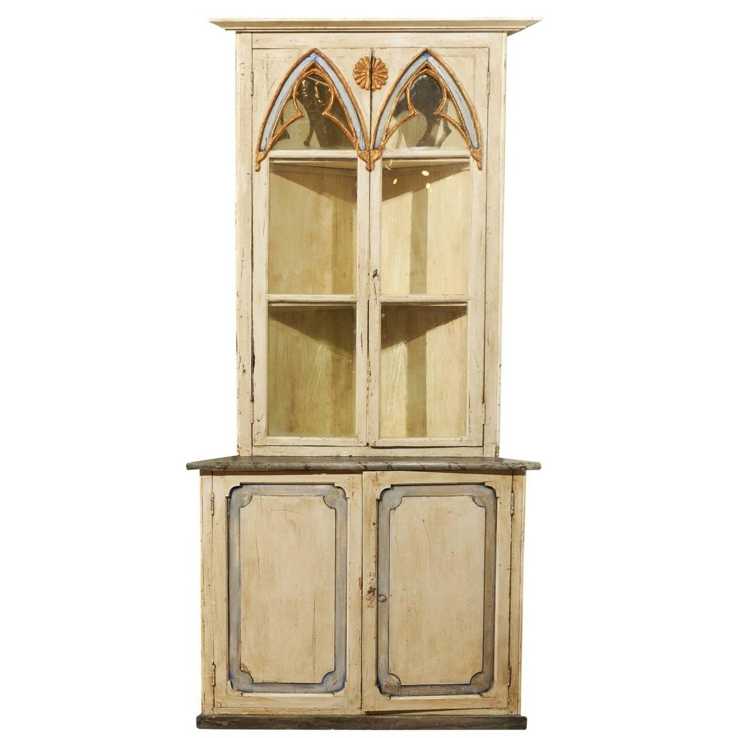 Gothic Revival Case Pieces and Storage Cabinets - 62 For Sale at 1stdibs
