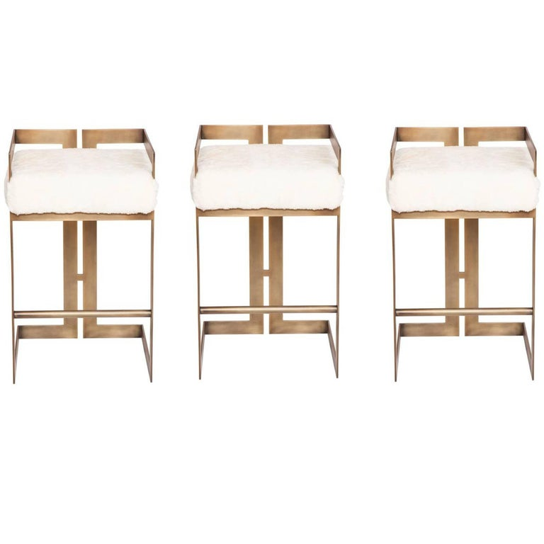 Set of Three Murray Stools