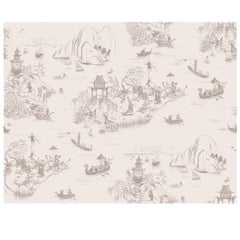 Courtesan Chinoisserie 4, Wallpaper from the Urban and Rural Collection
