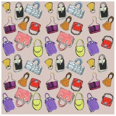 Bags Collection Wallpaper from the for the Very Young Collection