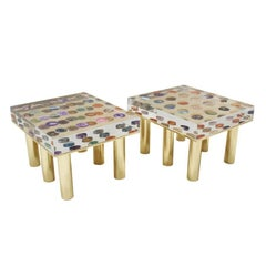 Center Tables Designed by Studio Superego