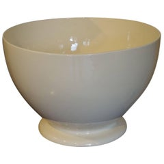 Villeroy Boch Extra Large Cream Bowl, France, circa 1920