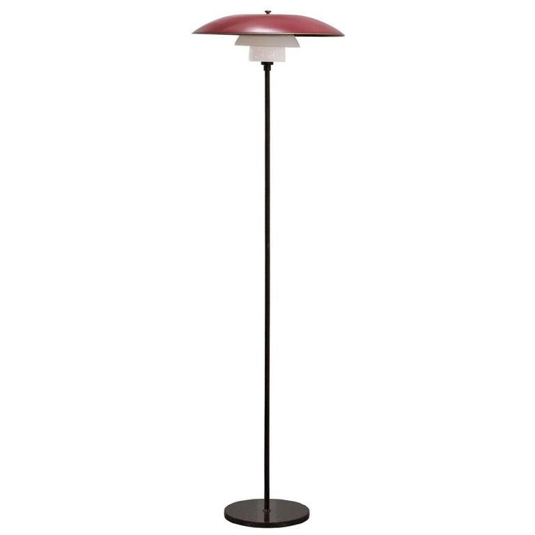 Poul Henningsen PH 4/3 Floor Lamp