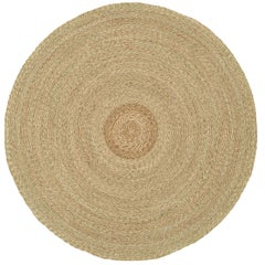 Contemporary South African Handwoven Rush Mat
