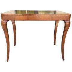Art Deco Side Table, circa 1930