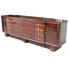 Colossal French Art Deco Period Buffet