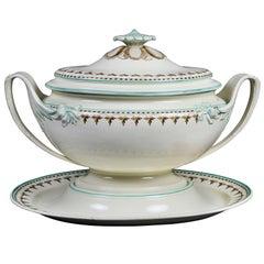 Wedgwood Creamware Soup Tureen