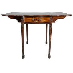 Fine George III Mahogany Pembroke Table