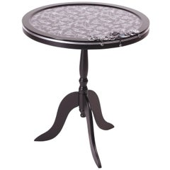 Silver Dragons Medium Side Table