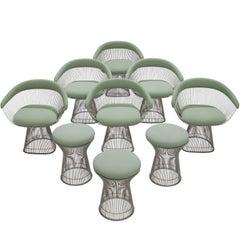 Warren Planet Living Room Set Mint Green