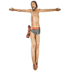Large Sculpture of Christ, Italy, 15th Century