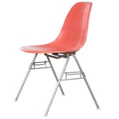 Eames DSS Stacking Side Chair for Herman Miller