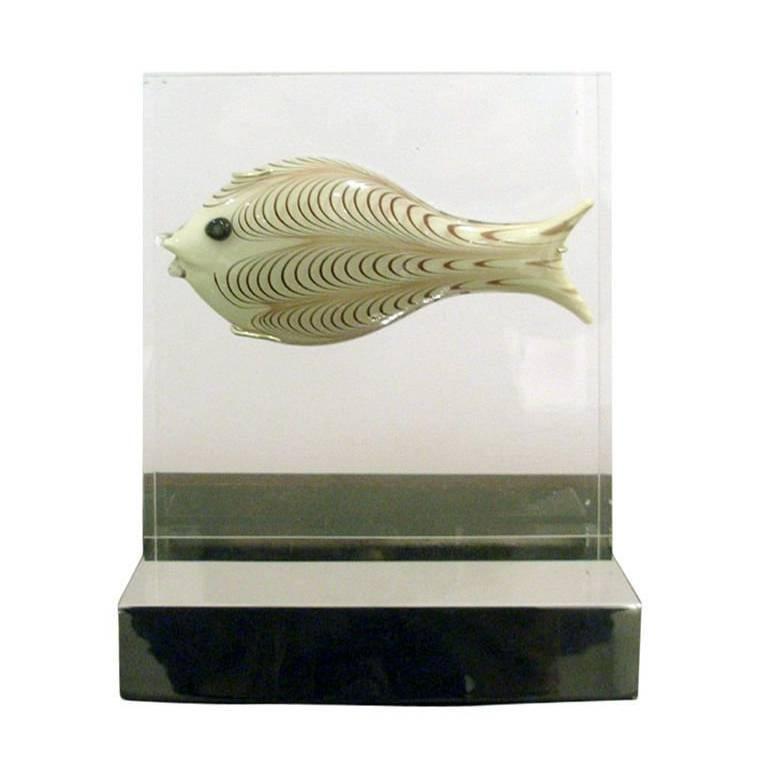 Glass Fish by Ken Scott