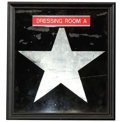 """Be the Star of Your Own Show"" Plaque"