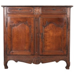 French Late 18th Century Provincial Cherry Buffet