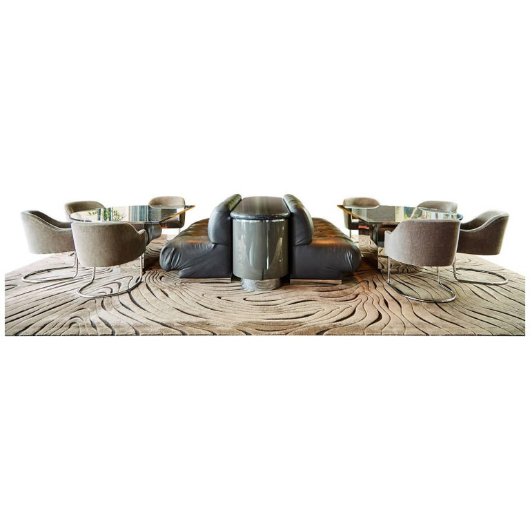 Custom Dining Set by Steve Chase for Chase Designed Home