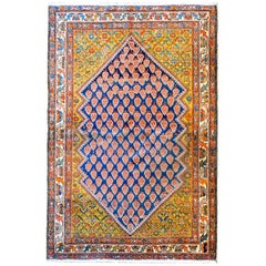 Outstanding Early 20th Century Malayer Rug