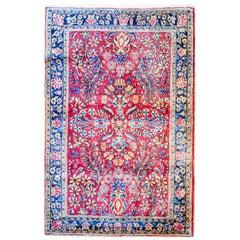 Extraordinary Early 20th Century Persian Sarouk Rug