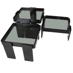Frattini Stacking Tables for Cassina