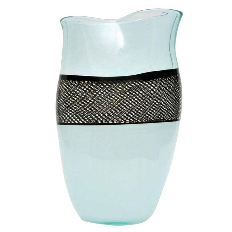 Giampaolo Seguso Refolo Vase, Limited Edition