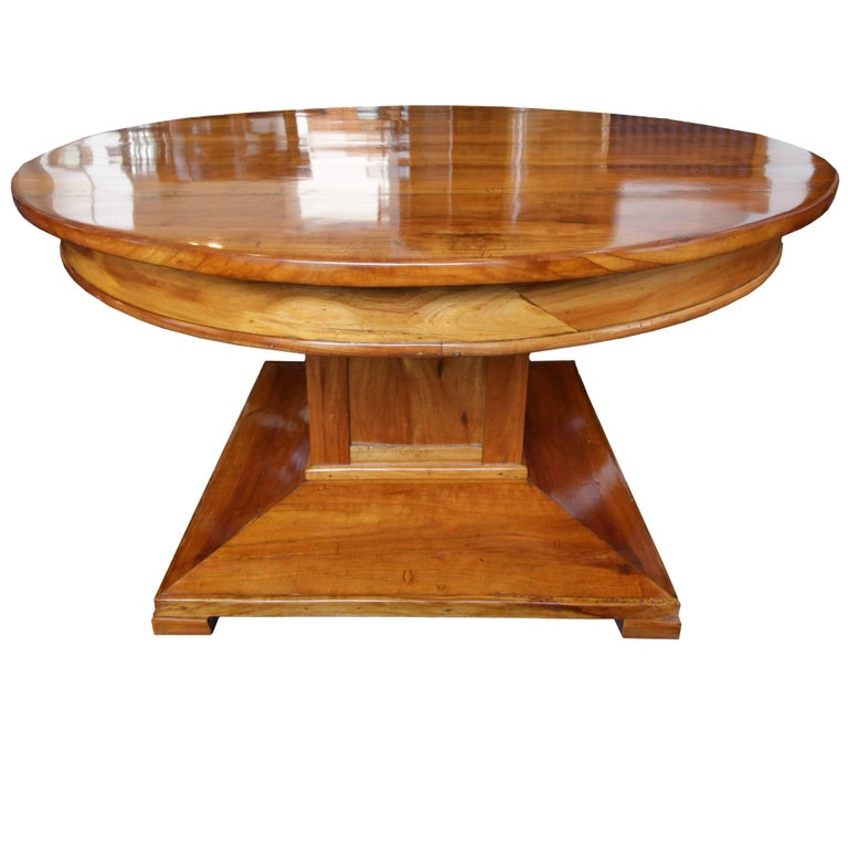 Cherrywood Couch Table, 1910