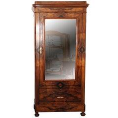 19th Century Single Door Cabinet