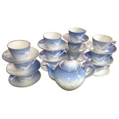 Bing and Grondahl Tea Service