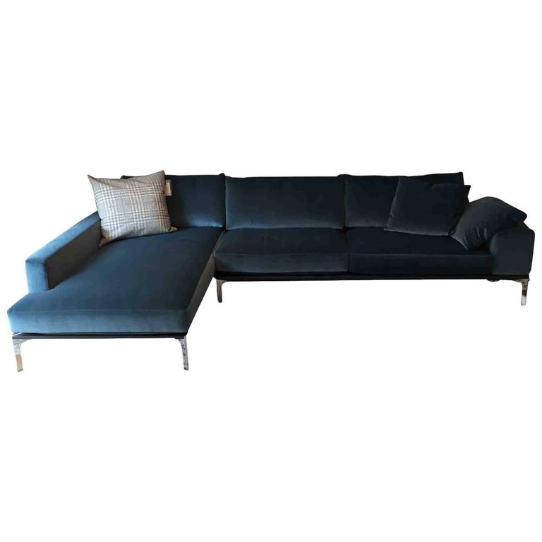 Sofa Spirit By Manufacturer Bielefelder Werkst Tten In Metal Wood And Fabric At 1stdibs