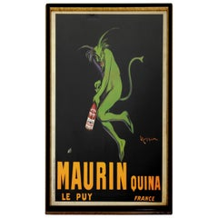 Maurin Quina Le Puy France Poster