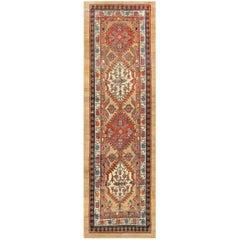 Antique Persian Serab Runner Rug