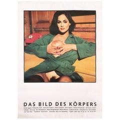Bettina Rheims, Das Bild des Körpers, Offset Poster, 1993