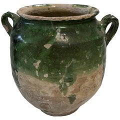 Antique French Confit Jar