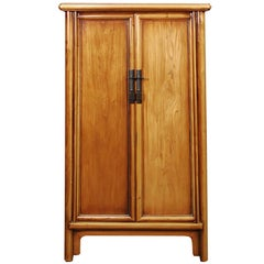 Chinese Tapered Cabinet