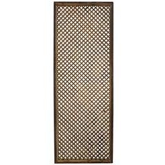 Chinese Lattice Window Panel