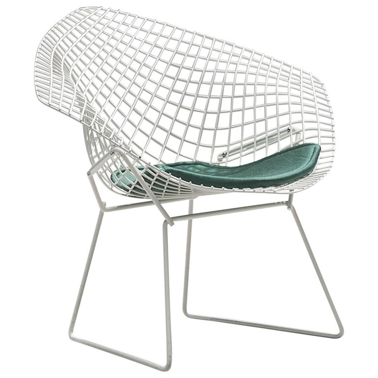 Harry Bertoia 'Diamond' Chair for Knoll