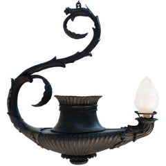 Napoleon III Period Light Fixture