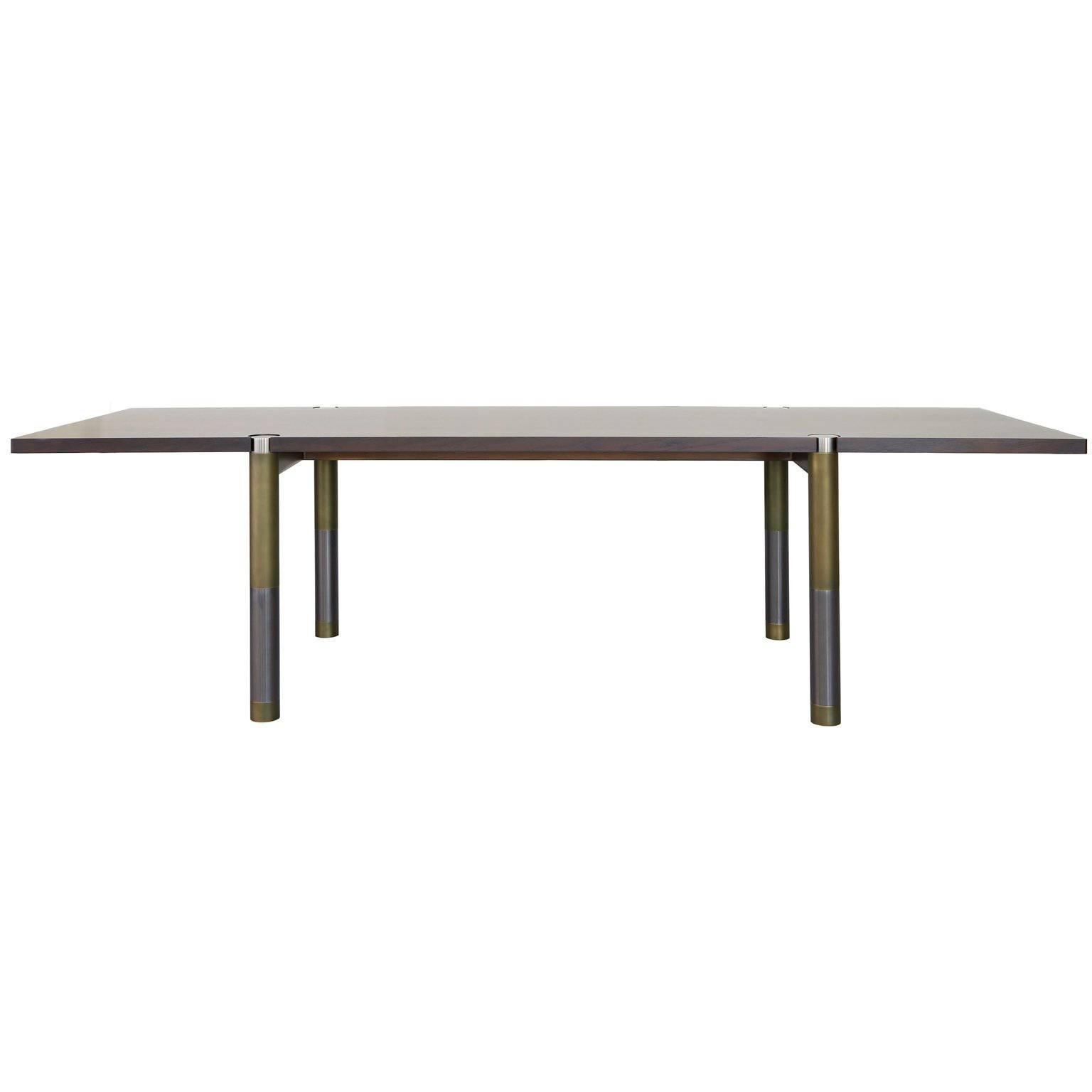 Nova Large Dining Table by AVRAM RUSU STUDIO