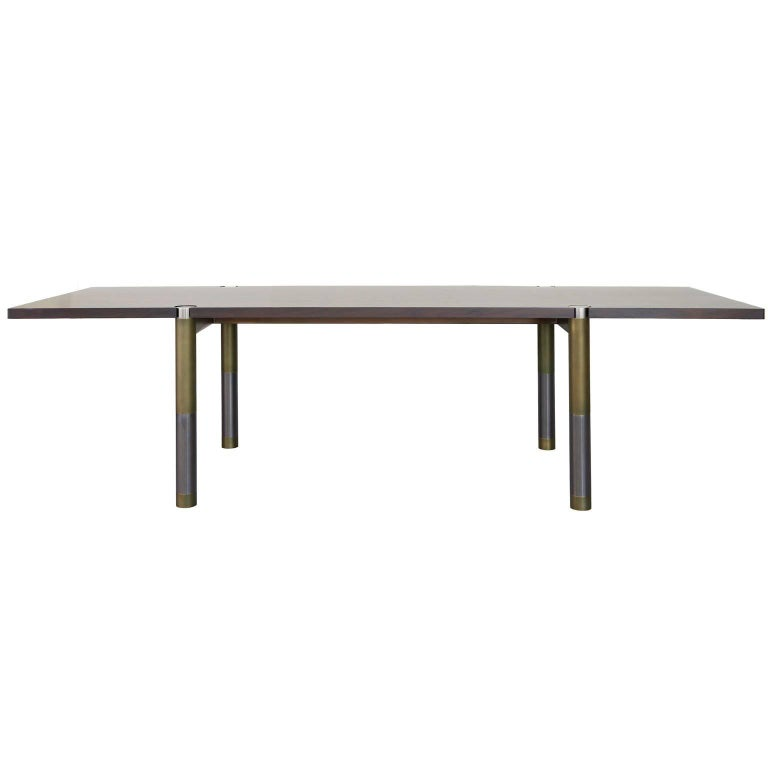 Nova Large Dining Table by AVRAM RUSU STUDIO For Sale