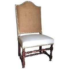 Set of Six Louis XIII Style Chairs