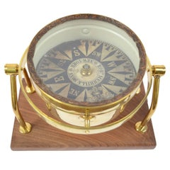 Compass Signed Rob Merrill & Son, New York