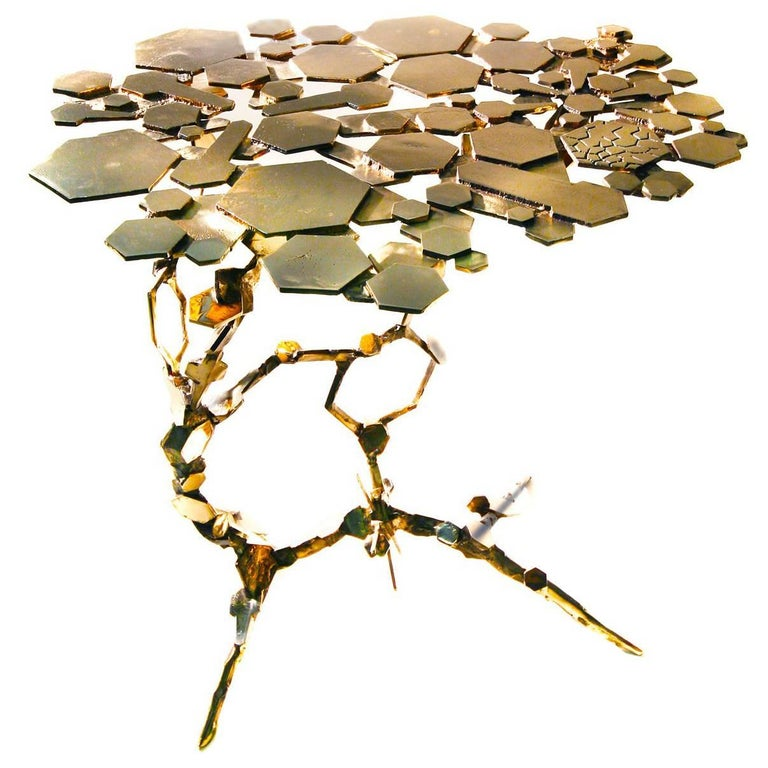 """Hydrogen"" side table, Mark Brazier-Jones, limited edition For Sale"