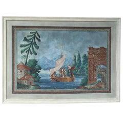 18th Century Dufour Panel