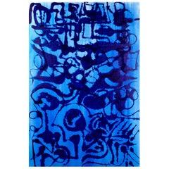 "Brady Legler ""Mechanism"" Acrylic on Canvas, 2017"