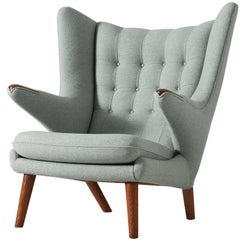 Hans Wegner 'Papa Bear' Chair
