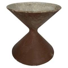 Modern French Hourglass Diabolo Planter