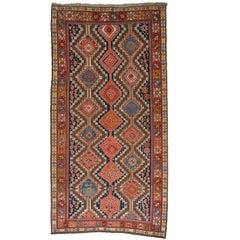 Antique Collectible Shirvan Caucasian Rug